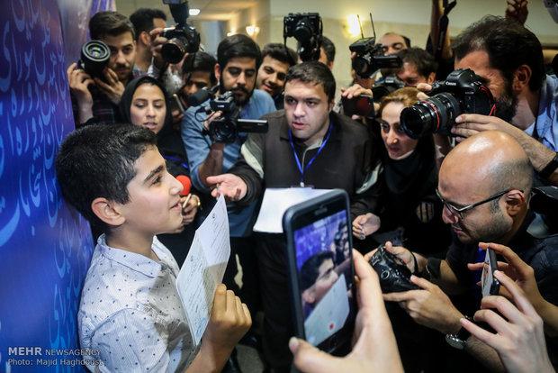 سوژه های دیدنی روز سوم ثبت نام انتخابات