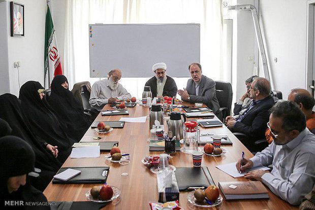 تدوین برنامه کمیته های ۲۸ گانه اقشار جبهه مردمی