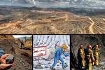 ظرفیت پنهان اشتغال در قطب ذخایر معدنی؛ ۴۰ درصد معادن تعطیل است
