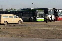 عملیات خروج غیر نظامیان از الفوعه و کفریا