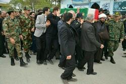 شهدای انتظامی استان کرمانشاه