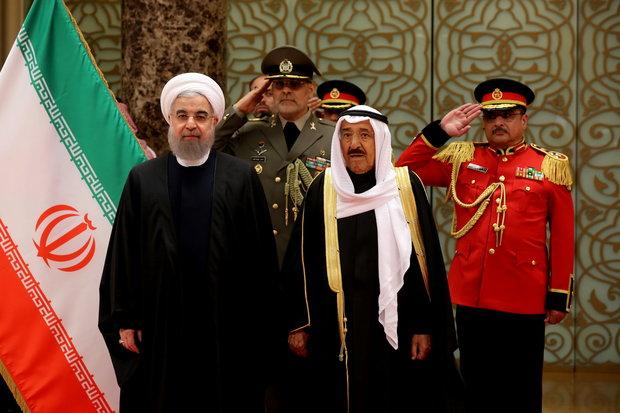 rouhani kuwait