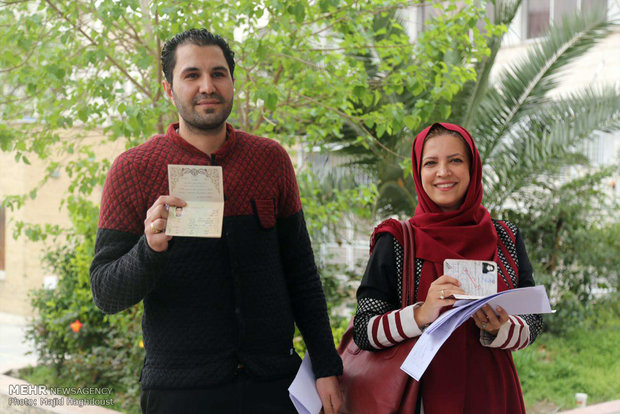 Registration for presidential election enters 4th day
