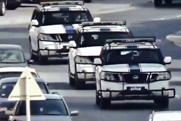 هجوم نظامیان آل خلیفه به مردم بحرین همزمان با مسابقات فرمول یک