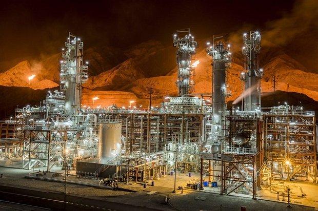 تولید ۲۵ میلیارد مترمکعب گاز طبیعی از بزرگترین پالایشگاه گاز کشور