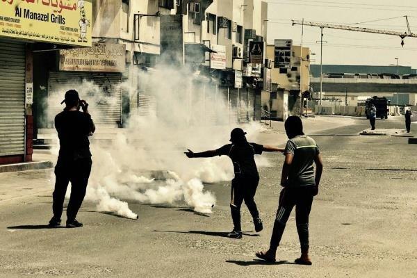 سرکوب وحشیانه تظاهرات مردم بحرین؛ نشانگر چهره واقعی رژیم آل خلیفه