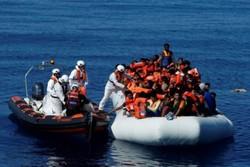 ورود بی سابقه مهاجران از دریای مدیترانه به اسپانیا