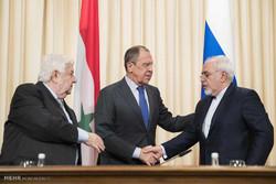 Suriye konulu Moskova toplantısından kareler