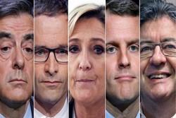 ساعات لبدء الانتخابات الرئاسية الفرنسية