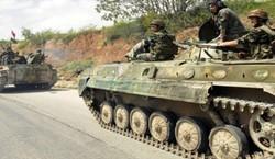 Syrian army destroys gatherings of ISIL terrorists in Deir Ezzor