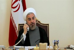 روحاني يدعو العالم الإسلامي إلى الوحدة والاصطفاف أمام السياسات الأمريكية