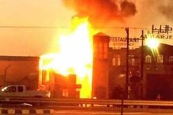 آتش سوزی در نیویورک جان ۵ نفر را گرفت