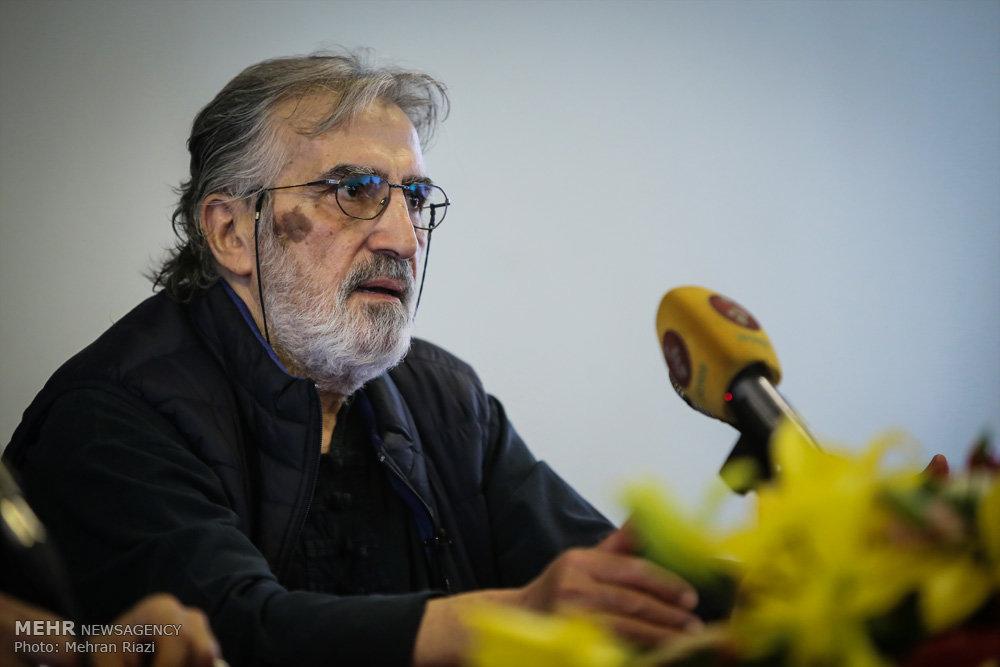 نشست خبری ارکستر ملی ایران