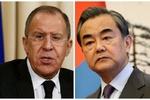 Russian, Chinese FMs discuss Syria, Korean Peninsula