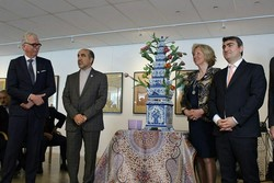 Iranian Culture Week held in Netherlands