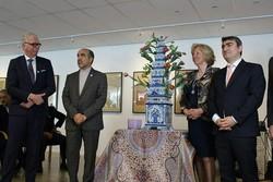 """Hollanda'da """"İran Kültür Haftası"""" başladı"""