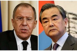 Russian, Chinese FMs discuss Syria, Korean Peninsula