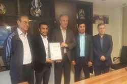 Hassanzadeh named as best player of AFC Futsal Championships