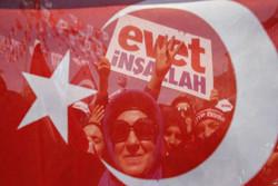 همه پرسی ترکیه