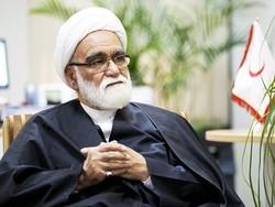 حجت الاسلام عبدالحسین معزی نماینده ولی فقیه در جمعیت هلال احمر