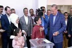 همه پرسی ترکیه و اردوغان