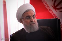 روحاني: شعاري الحرية والأمن والتطور