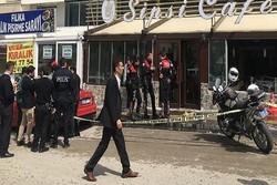حمله مسلحانه به رستورانی در ترکیه