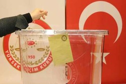 Opposition party accuses Turkish govt. of manipulating vote results