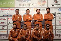 تیم ملی فوتبالدستی ایران