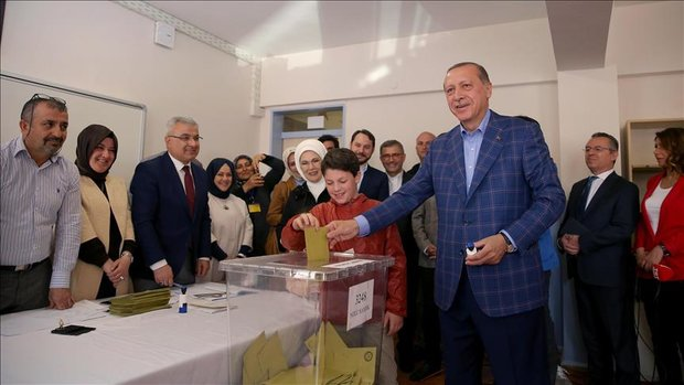 Turkish people say yes to referendum
