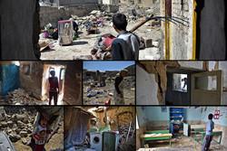 رونمایی از محرومیت در سایه زلزله؛ تن مردم اینجا سالهاست میلرزد