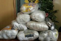 کشف ۷۲ کیلوگرم مواد مخدر از نوع هروئین و تریاک در باقرشهر