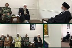ارتش جمهوری اسلامی ایران در حوادث مختلف حضوری آگاهانه داشته است