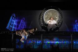 """مسرحية """"روميو وجولييت"""" على مسارح طهران /صور"""