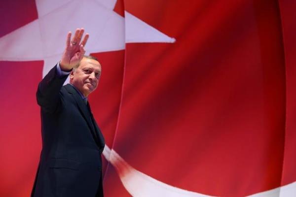 اردوغان به واشنگتن رفت