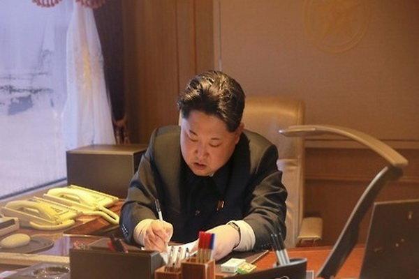 Kuzey Kore Lideri'nden Beşar Esad'a mektup