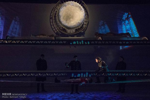 """مسرحية """"روميو وجولييت"""" على خشبة مسارح طهران"""