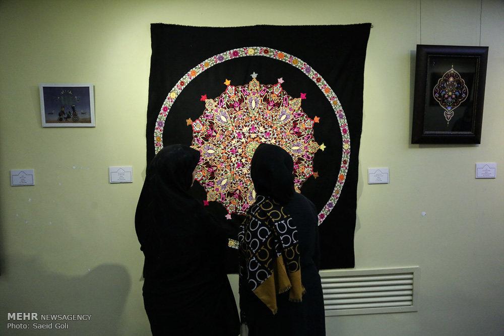 نخستین جشنواره تخصصی و ملی دوختهای سنتی