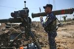 """الشرطة العراقية تصد تعرضا لـ""""داعش"""" شمال حمام العليل وتقتل اربعة انتحاريين"""