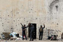 Irak güçlerinin Musul'daki mücadelesi devam ediyor