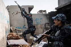 اشتداد وتيرة الاشتباكات بين القوات العراقية والتكفيريين في الموصل القديمة/فيديو