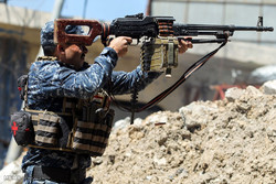 Iraqi forces seize control of Kirkuk airport