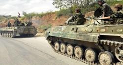 Syrian army destroys al-Nusra fortifications in Daraa