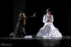 """Tahran'da """"Hamlet"""" tiyatrosu"""