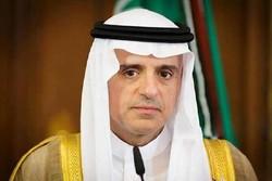 عادل الجبیر: مقابل ایران دست بسته نخواهیم نشست!