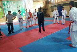 همدان مستعد راه اندازی پایگاه قهرمانی کاراته است