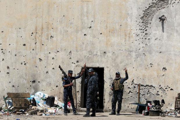ارتش عراق در نبرد موصل