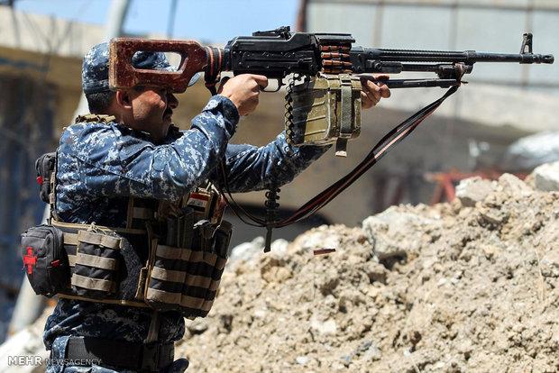 Iraqi forces seize control of Kirkuk airport