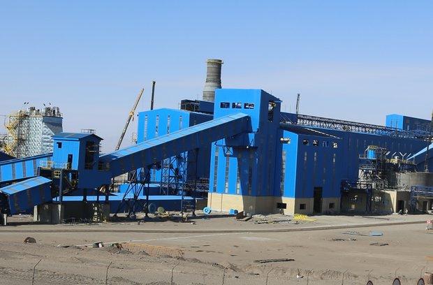 راه اندازی اولین کارخانه گندله سازی شرق کشور با ظرفیت ۵میلیون تن