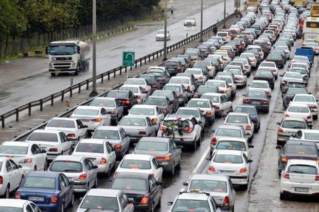 محدودیت ترافیکی جاده ها/ کاهش سفرهای برون شهری در پایان تابستان